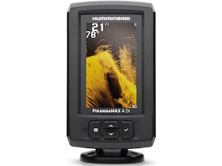 Humminbird PiranhaMAX 4 DI Fish Finder