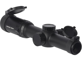 Primary Arms 1-6x 24mm Rifle Scope 30mm Tube First Focal Plane 1/4 MOA Adjustment Illuminated ACSS Raptor 5.56 Reticle Matte