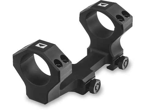 Steiner T-Series Extended 1-Piece Cantilever Scope Mount with Integral Rings Matte