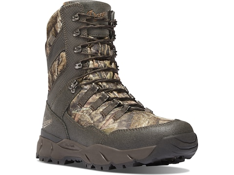 "Danner Vital 8"" Insulated Hunting Boots Leather/Nylon Men's"