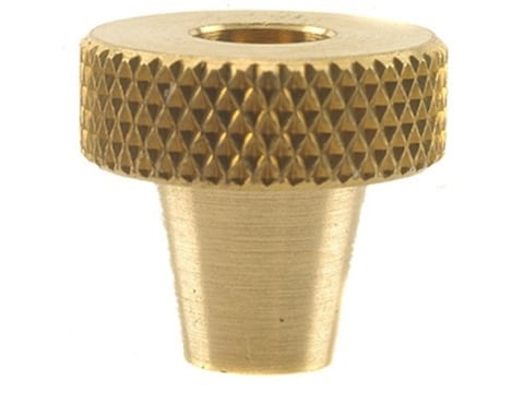Dewey Brass Muzzle Guard for Stainless Rods