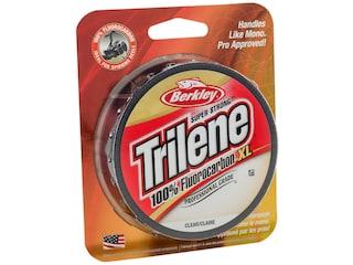 Berkley Trilene 100% Fluorocarbon XL Fishing Line 10lb 200yd Clear