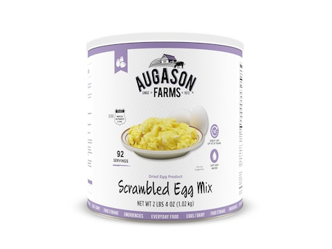 Augason Farms Scrambled Egg Mix 2 lbs