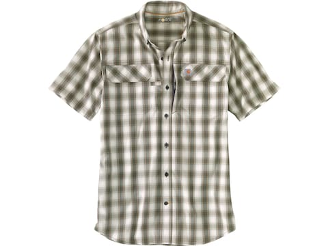 Carhartt Men's Force Lightweight Short Sleeve Shirt
