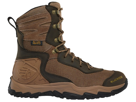 "LaCrosse Windrose 8"" Hunting Boots Leather Men's"