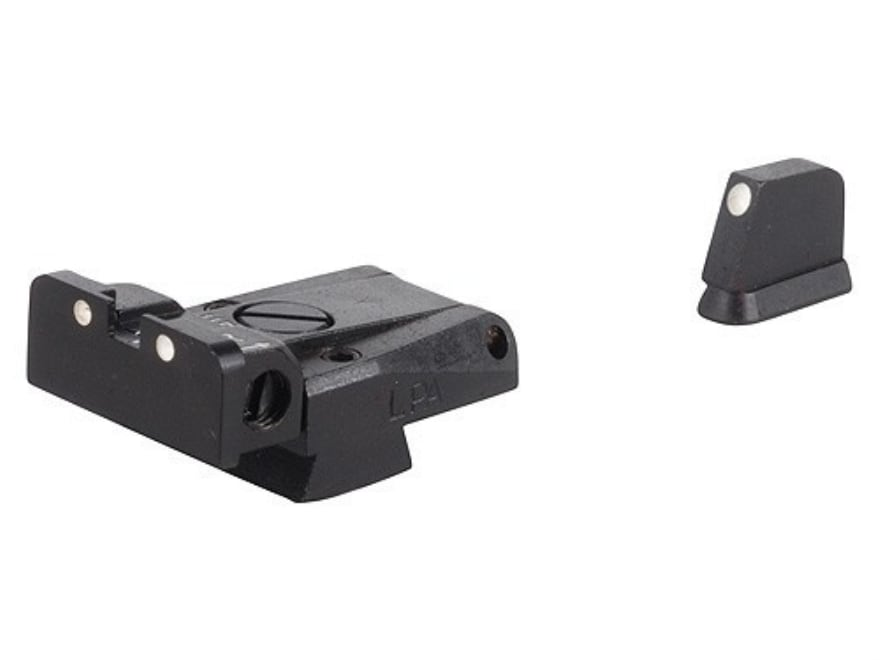 stake-on front sight old model LPA rear sight for CZ 75 NO SP01