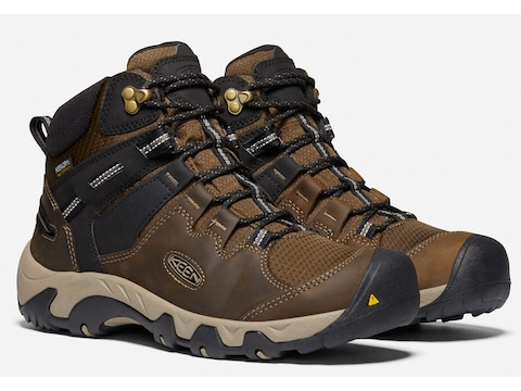 Keen Steens Mid WP Hiking Boots Leather/Synthetic Men's