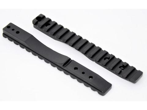 Area 419 Improved 1 Piece Picatinny-Style Scope Base #6 & #8 Screws Remington Matte