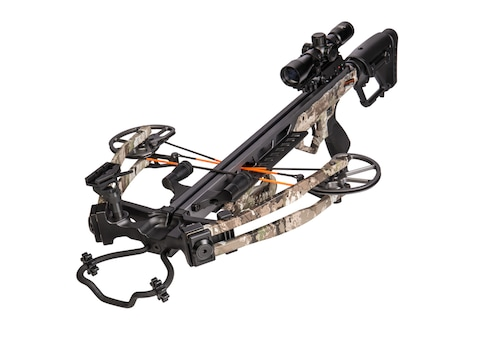 Bear X Constrictor Crossbow Package