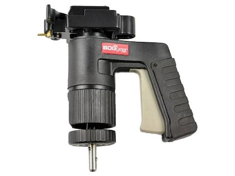 BOG PCA Professional Tripod Camera Adapter for BOG Shooting Sticks Black