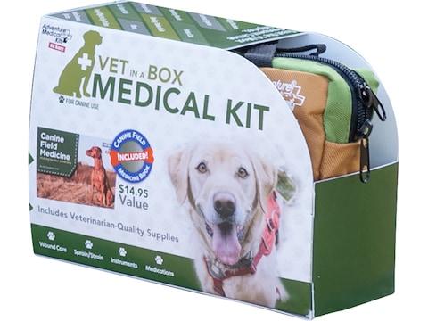 Adventure Medical Kits Dog Vet-in-a-Box Medical Kit