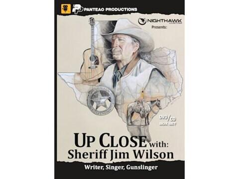 "Panteao ""Up Close with Sheriff Jim Wilson"" DVD"