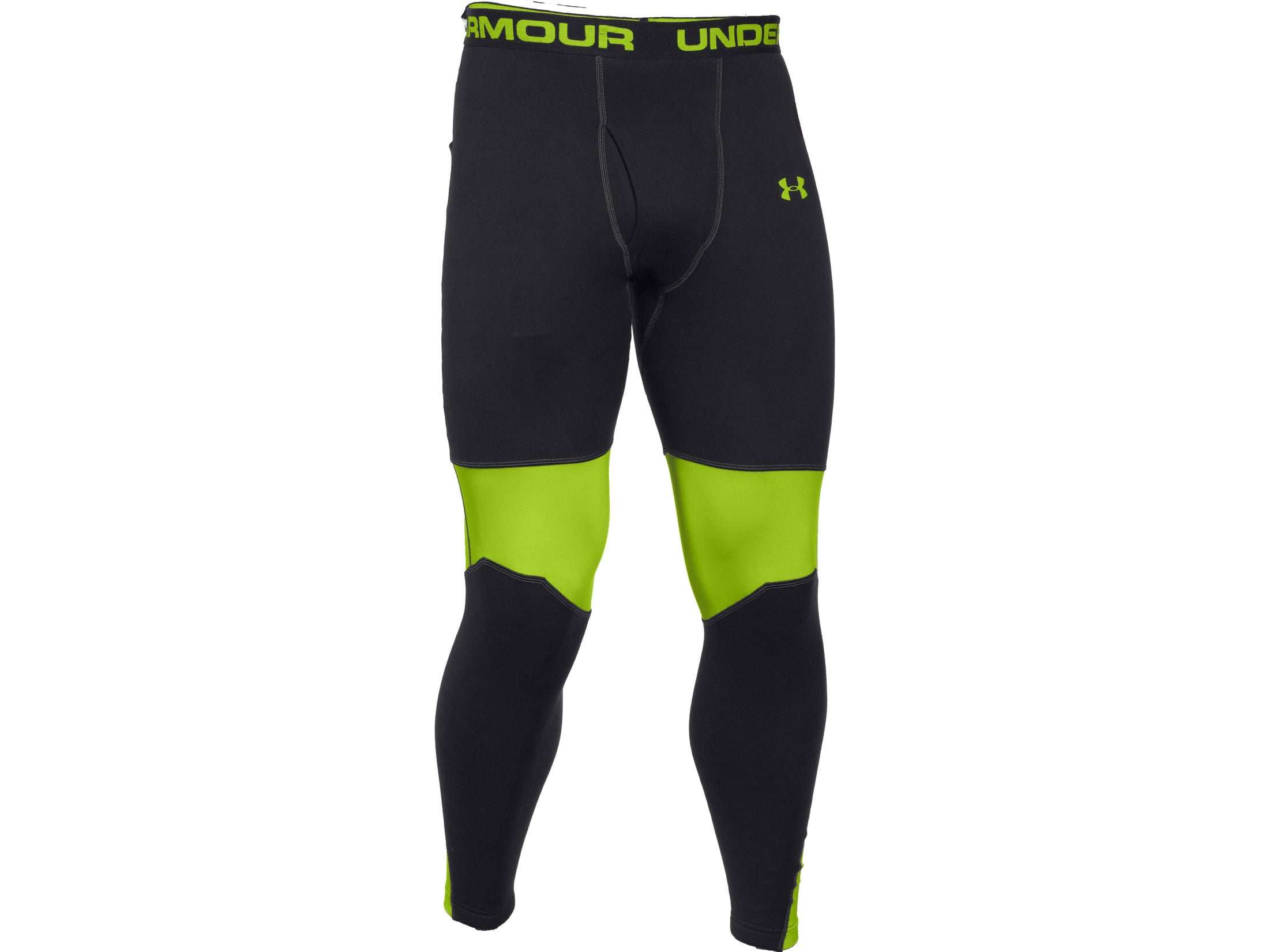 best sell how to serch fashionable patterns Under Armour Men's ColdGear Extreme Base Layer Pants Polyester Black