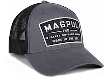 promo code new arrival more photos Magpul Icon Patch Mid Crown Snapback Cap Charcoal