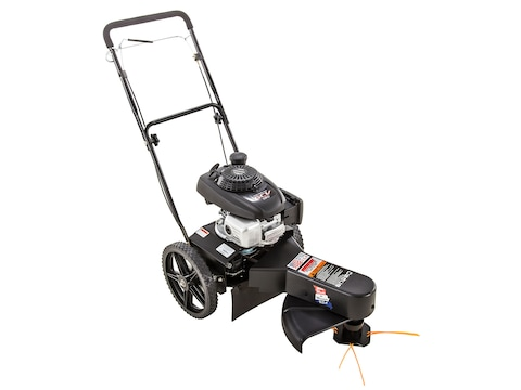 """Swisher Easy Glide Self Propelled String Trimmer 22"""" with 4.4 HP Honda Engine"""