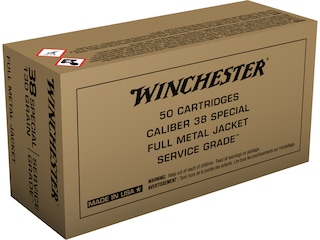 38 Special Ammo or 38 S&W Special | Shop Now and Save @MidwayUSA