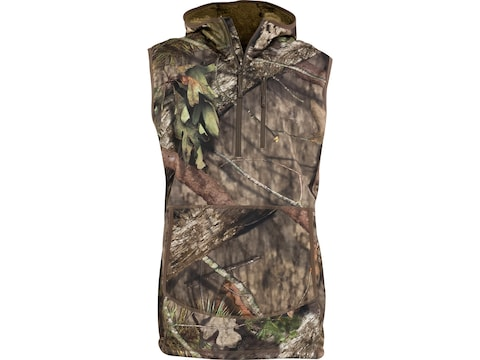 MidwayUSA Men's Prairie Creek Softshell Hooded Vest