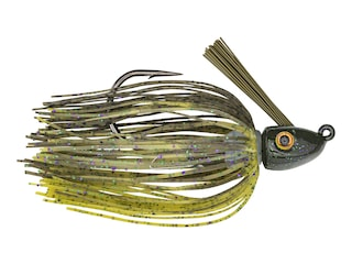 Strike King Hack Attack Heavy Cover Swim Jig Candy Craw 1/2 oz