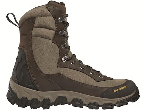 "LaCrosse Lodestar 7"" Waterproof Gore-Tex Hunting Boots Leather Men's"