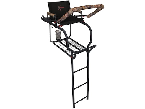 X-Stand The Duke 20' Single Ladder Treestand Steel