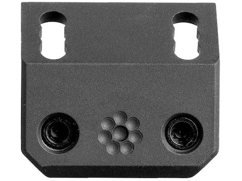 Arisaka Defense Offset Scout Flashlight Mount Adjustable KeyMod Aluminum Black