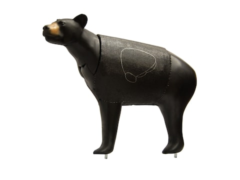 Morrell Bionic Bear Classic 3D Foam Field Point Archery Target