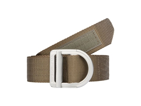 """5.11 Men's Trainer Belt 1.5"""" Nylon And Stainless Buckle"""