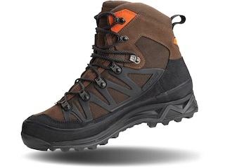 """Crispi Wyoming II GTX 8"""" Hunting Boots Leather Brown Men's 8.5 D"""