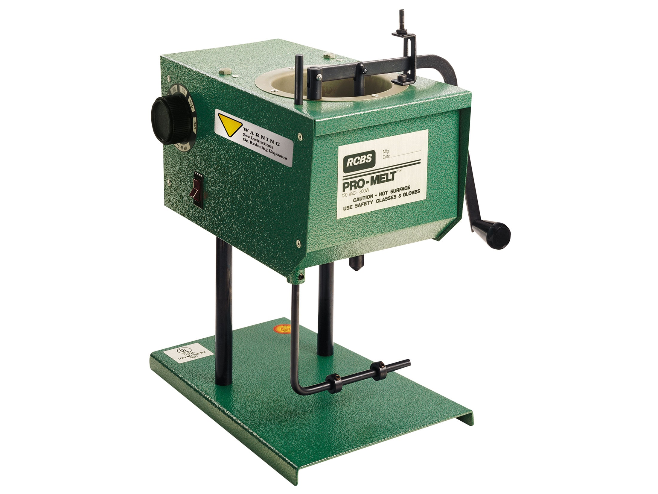 RCBS Pro-Melt Furnace 110 Volt