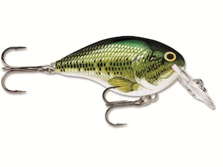 Rapala DT (Dives To) Series 04 Crankbait Baby Bass