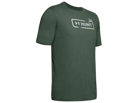 Under Armour UA Hunt Icon Short Sleeve T-Shirt Cotton/Poly