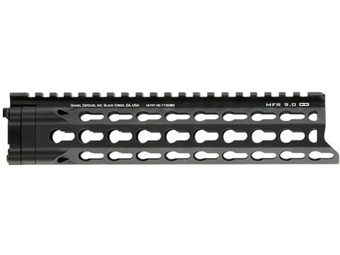 Daniel Defense MFR KeyMod Free Float Handguard AR-15 Aluminum Black