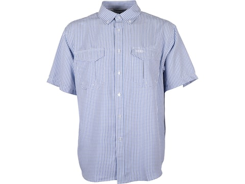 AFTCO Men's Sirius Tech Short Sleeve Shirt