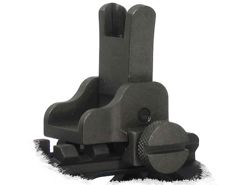 Yankee Hill Machine Flip-Up Front Sight Handguard Height AR-15 Aluminum Matte
