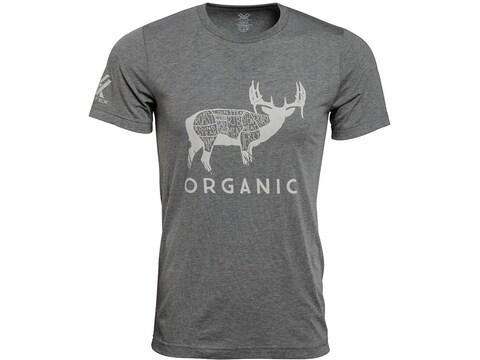 Vortex Optics Men's Organic Whitetail Short Sleeve T-Shirt Cotton/Poly