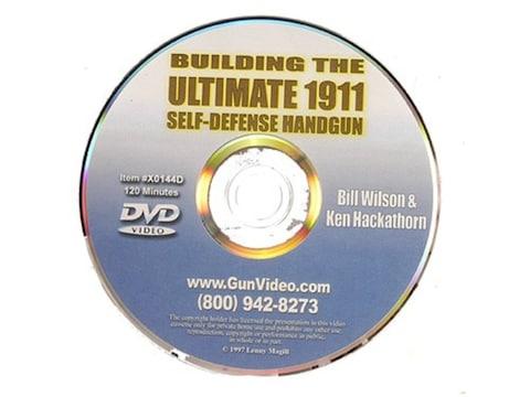 "Gun Video ""Building the Ultimate 1911 Self-Defense Handgun with Bill Wilson & Ken Hacka..."