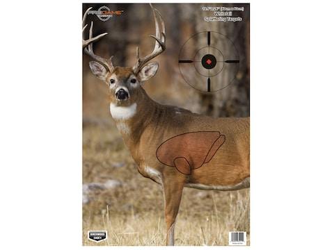 "Birchwood Casey PREGAME Deer Reactive Target 16.5"" x 24"" Package of 3"