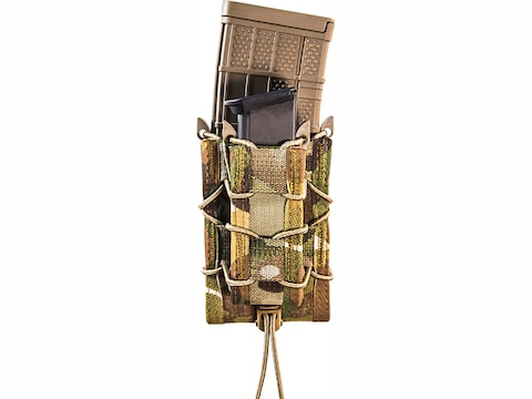 High Speed Gear Double Decker Taco MOLLE Rifle and Pistol Magazine Pouch Nylon