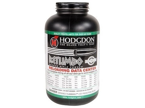 Hodgdon Retumbo Smokeless Gun Powder