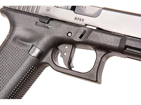 Vickers Tactical Glock Carry Trigger Glock Gen 5 Polymer Black