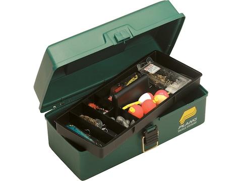 Plano Youth Tackle Box Green