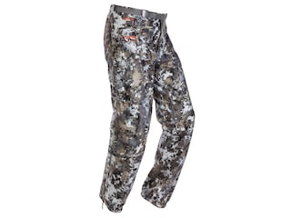 Sitka Gear Men's Downpour Pants GORE-TEX/Polyester Gore Optifade Elevated II XL