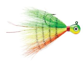 VMC Bucktail Jig Firetiger 1/8 oz
