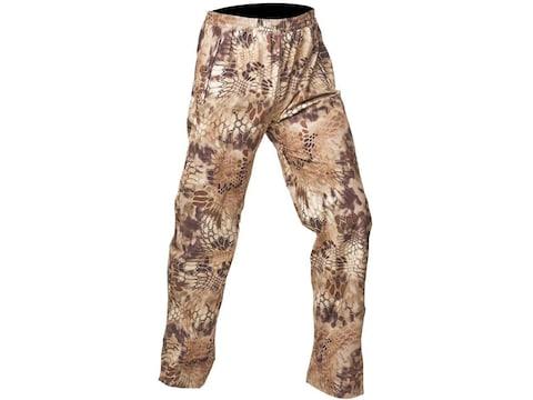 Kryptek Men's Jupiter Packable Waterproof Rain Pants Polyester