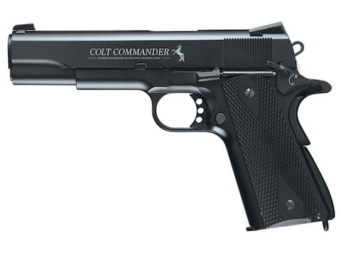 Colt Commander Air Pistol 177 Caliber BB
