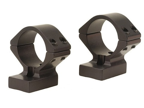 Talley Lightweight 2-Piece Scope Mounts with Integral Rings Marlin & Henry Models Matte