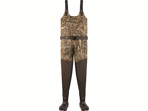 LaCrosse Wetlands Breathable 1600 Gram Boot Insulated Chest Waders Nylon Men's