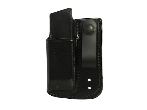 Galco Inside the Waistband Single Magazine Pouch 40 S&W, 9mm Double Stack Polymer Magaz...