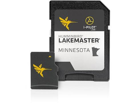 Humminbird LakeMaster Map Card