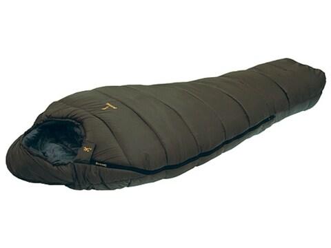 Browning Denali 30 Degree Sleeping Bag 38 X 80 Nylon Clay